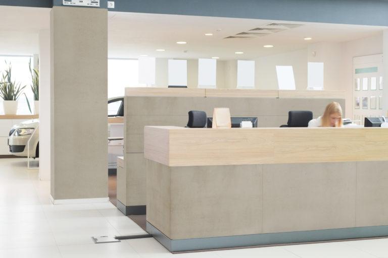 reception_desk_wall_concrete veneer